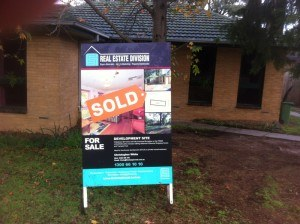 Boronia Sold